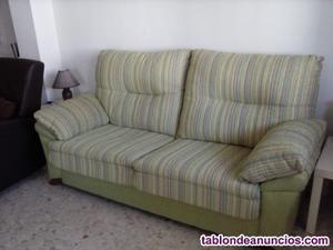 Vendo sofá 3 plazas nuevo