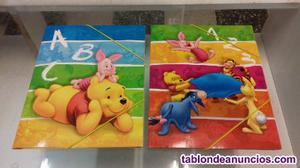 Carpetas winnie the pooh