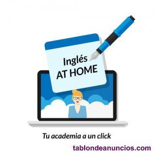 Clases particulares online de inglés gratis!