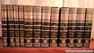 Diccionario enciclopédico