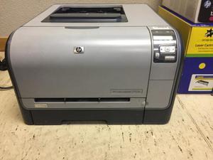 Impresora a color HP (cartuchos de regalo)