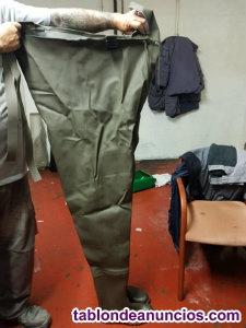 Pantalon entero de goma