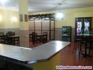 Se alquila negocio de hostelería, bar, restaurante, tasca,