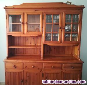 Mueble de comedor provenzal