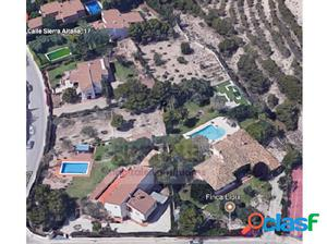 Parcela en San Juan de Alicante, excelentes comunicaciones.