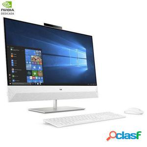 Pc all in one hp pavilion 27-xa0915ns - i7-8700t 2.4ghz -