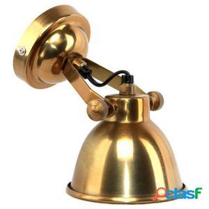 Wellindal Aplique Machine Oro Pared Oro