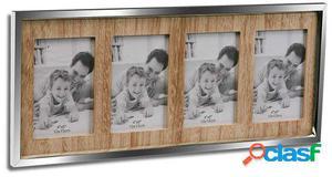 Wellindal portafoto madera 10x15 cm