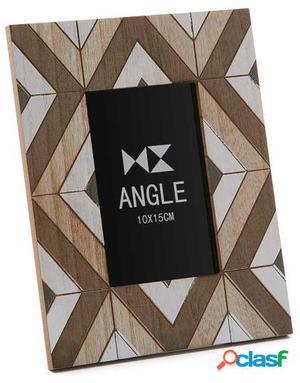 Wellindal portafoto madera 10x15 cm keny