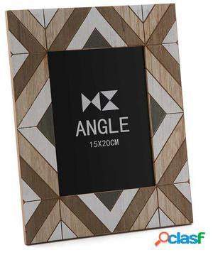 Wellindal portafoto madera 15x20 cm keny