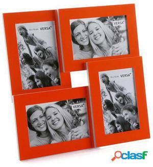 Wellindal portafotos 10464q4286 naranja