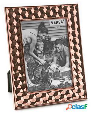 Wellindal portafotos geo bronce 13x18