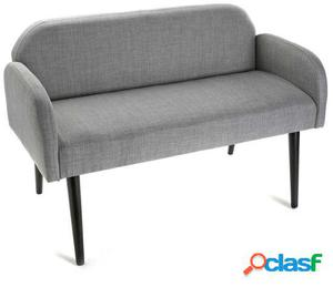 Wellindal sofa 2 plazas buttonless