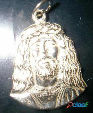 MEDALLAS JESUS DE MEDINACELI EN ORO Y EN PLATA,con varios