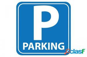 Parking en Alicante zona Centro.