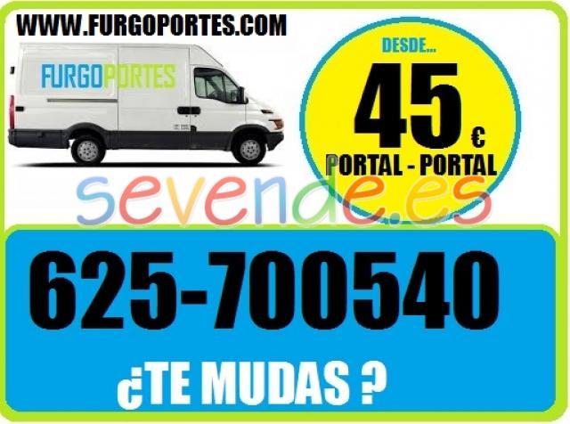 45EU POZUELO  PORTES BARATOS FURGOPO