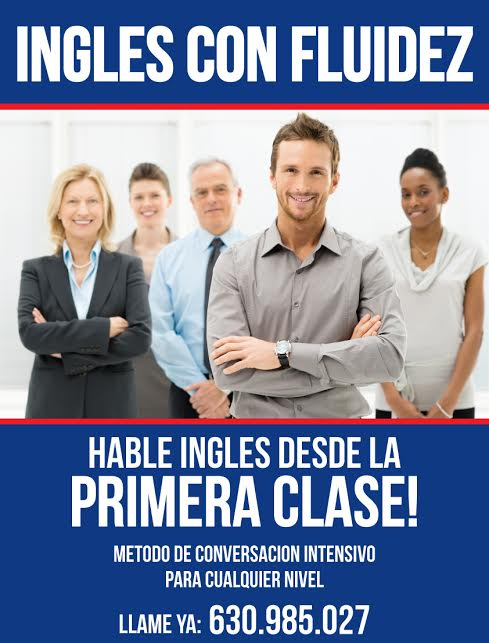 CLASES PARTICULARES DE INGLES CON FLUIDEZ - Barcelona