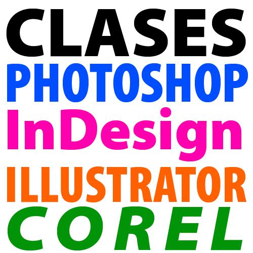 CLASES Y CURSOS PARTICULARES PHOTOSHOP, ILLUSTRATOR, COREL