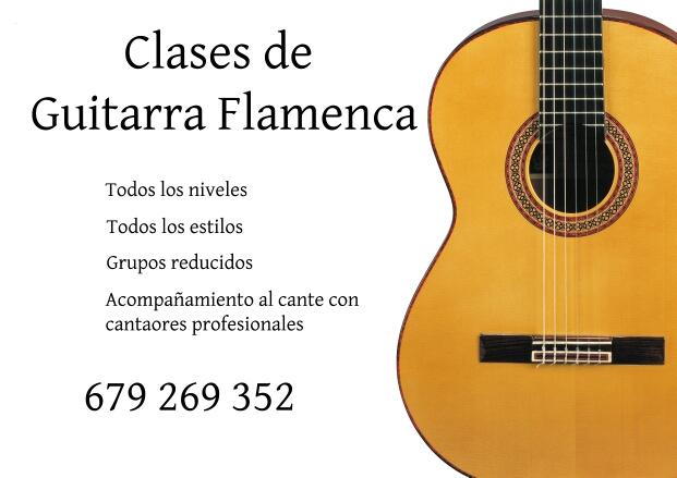 CURSOS DE GUITARRA FLAMENCA, GRANADA - Granada