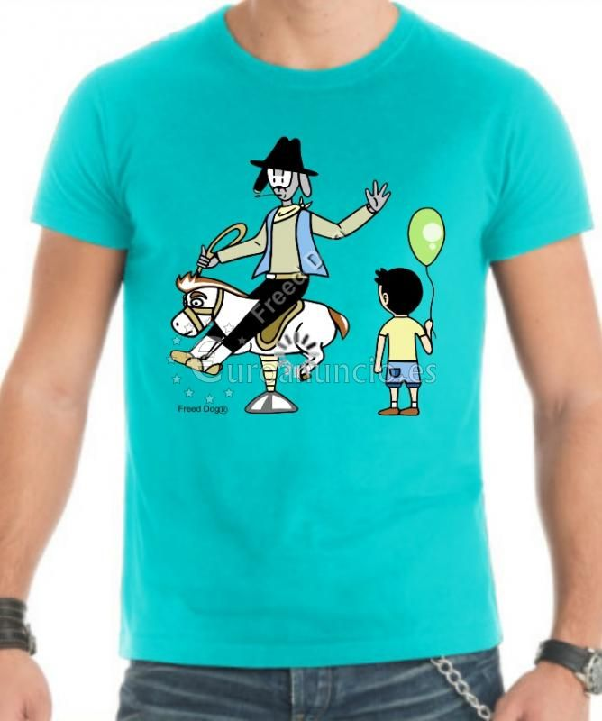 Camisetas divertidas para chico y chica