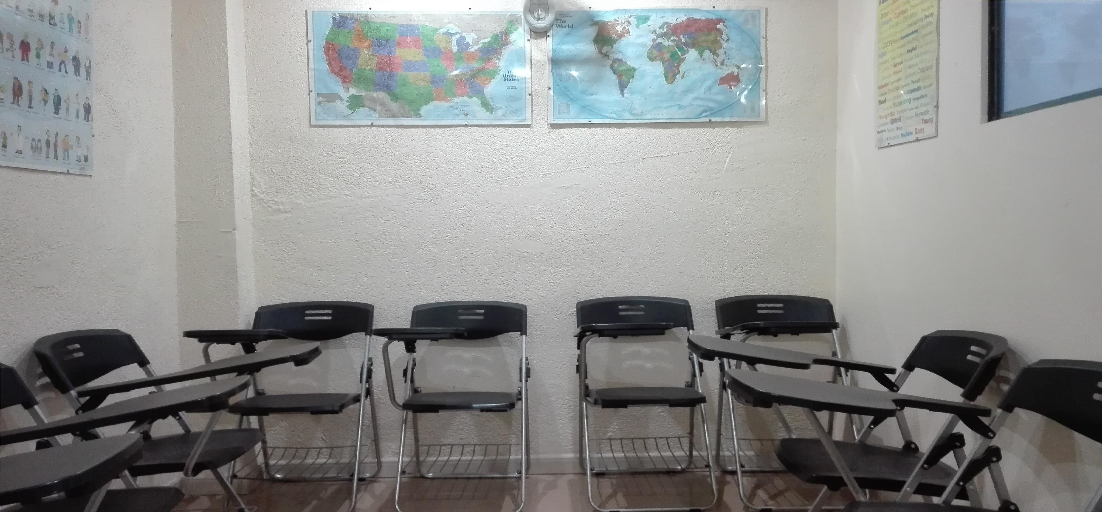 Clases de inglés en zona (USERA) - Madrid