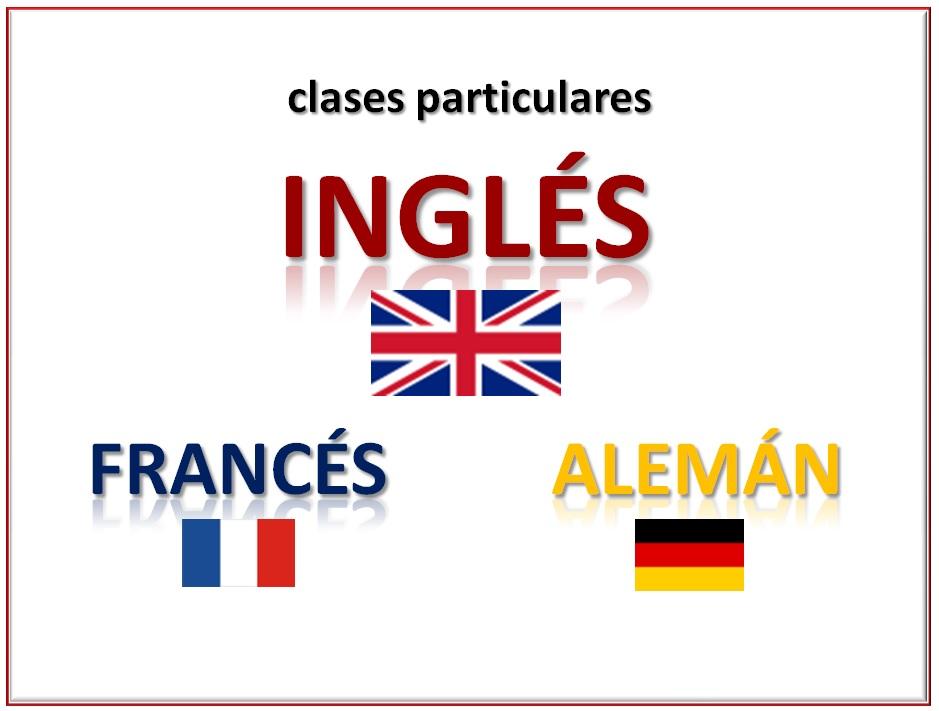 Clases particulares de INGLES en El Puerto de Santa Maria -