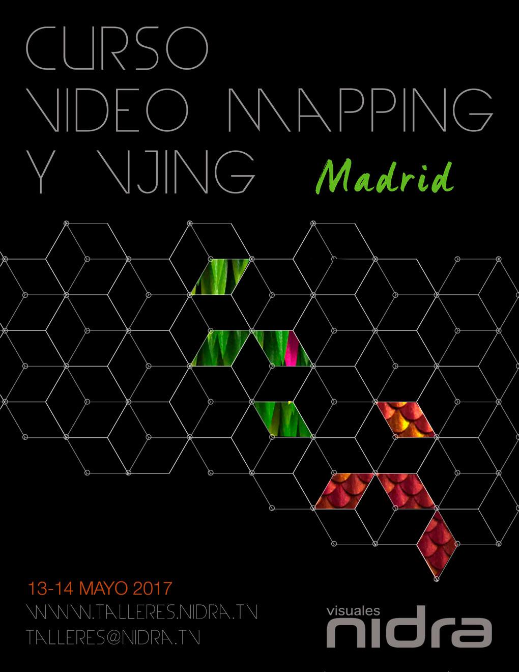 Curso de Mapping en Madrid - Madrid