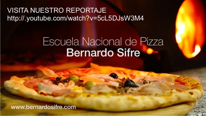 Curso de pizzero profesional, escuela de pizza - Valencia