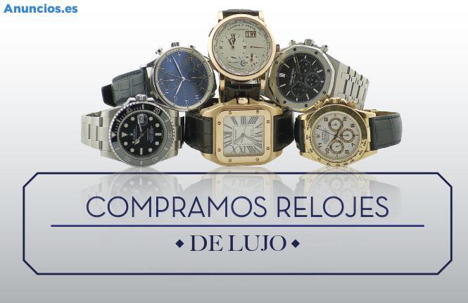 El Mejor Precio Por Su Reloj De Lujo.