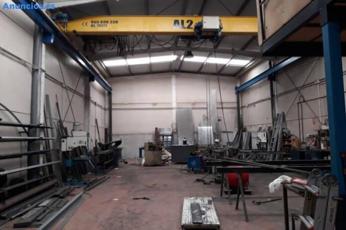 Equipos Industria Metalúrgica · Subasta ElectróNica