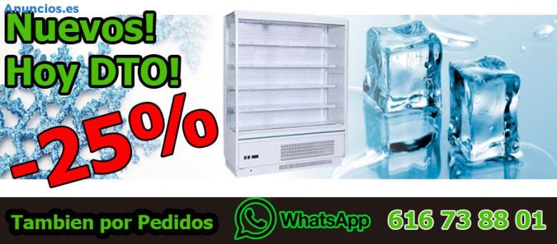 Estanterias Para Frio (Embutidos, Batidos, Etc...)