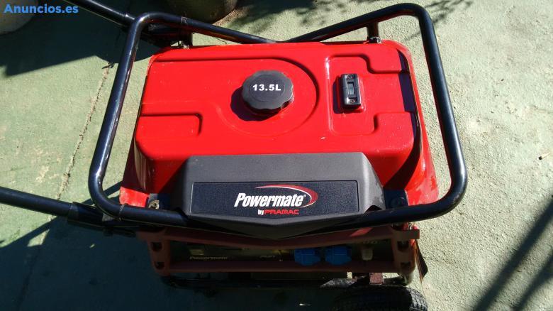 Generador Gasolina POWERMATE PMV