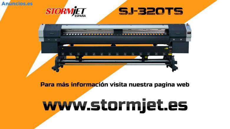 OFERTA Nueva Impresora De Gran Formato 320 Cm Photocall