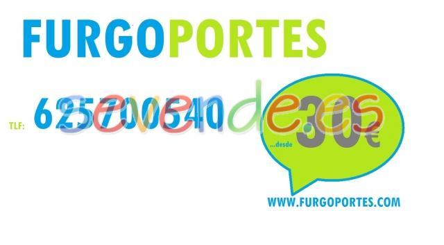PORTES PEQUEÑOS  MADRID 30EU