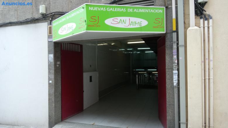 Puesto Nuevas Galerias De Alimentacion San Jaime