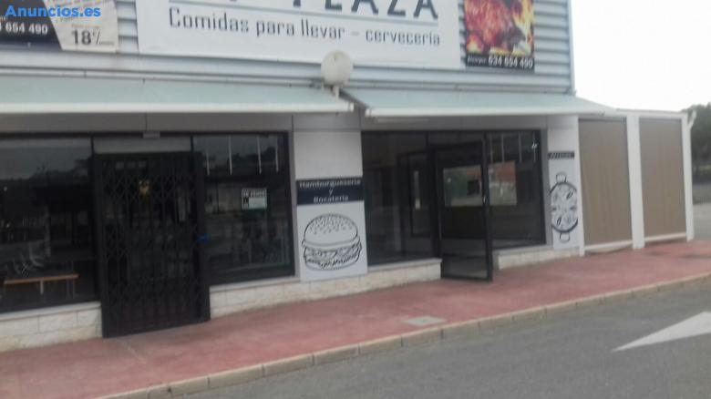 SE VENDE LOCAL COMERCIAL EN RECINTO JUNTO MERCADONA