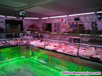 Se vende carniceria funcionando y totalmente instalada