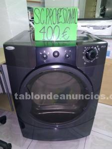Se vende secadora de 12 kg whirlpool profesional