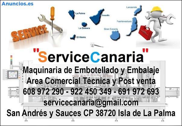"""ServiceCanaria"""" Ventas Y PostVentas Y Servicio TéCnico"""