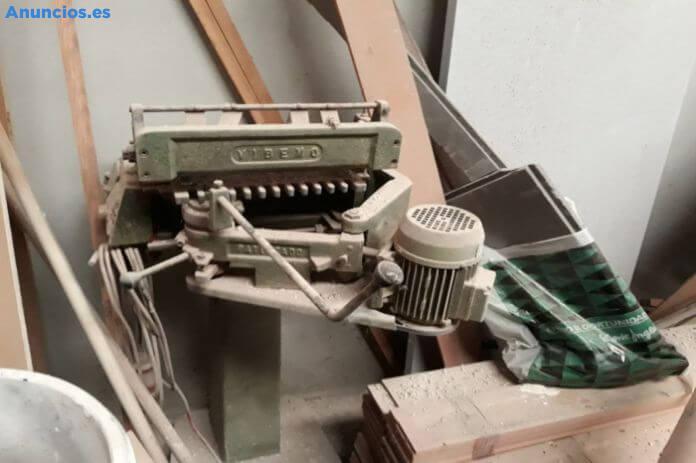 Subasta ElectróNica · Maquinaria Da Carpinteria
