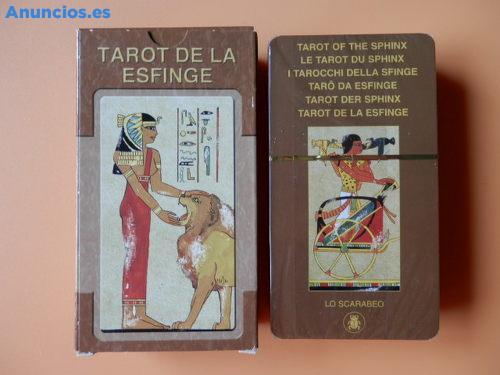 TAROT DE LA ESFINGE