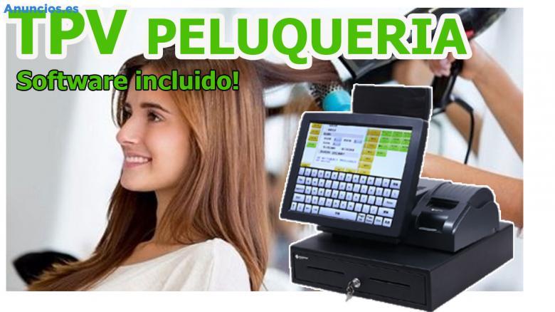 TPV Al Mejor Precio, ESPECIAL PELUQUERIAS + Software In
