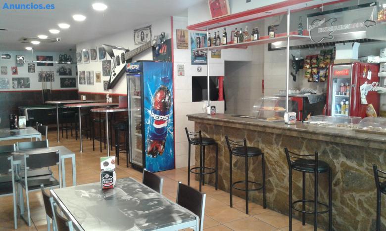 TRASPASO BAR-CAFETERIA POR NO PODER ATENDER
