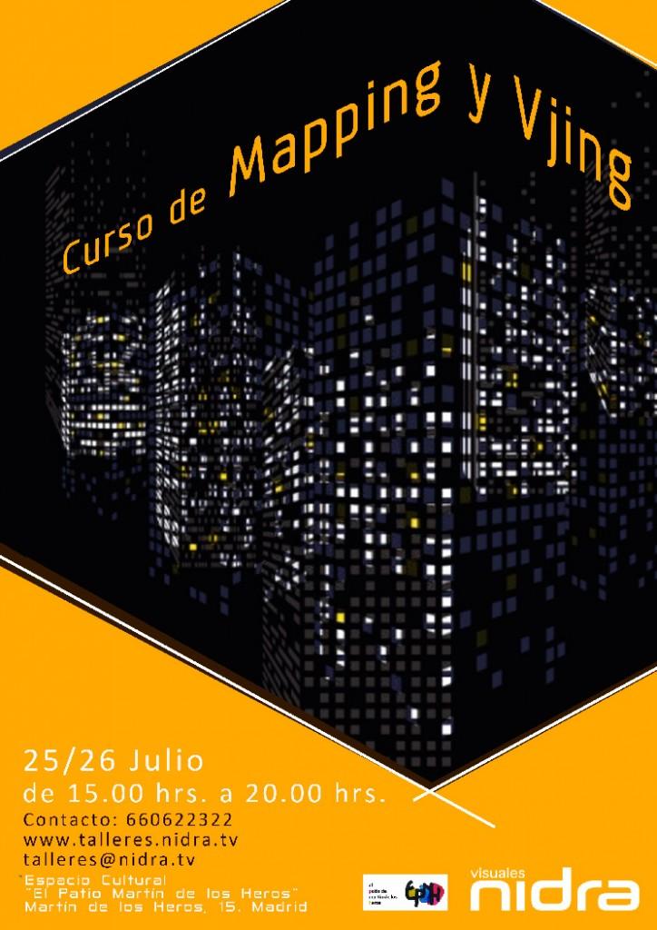 Taller de Mapping en Madrid - Madrid