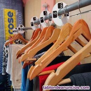 Traspaso de tienda arreglos de ropa