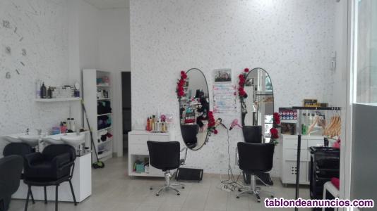 Traspaso peluquería y centro de belleza