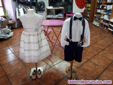Traspaso tienda moda infantil
