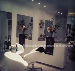 Un chollo!!! se traspasa salon peluqueria en inmejorable