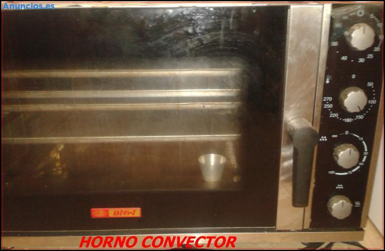 Vendo Horno Conveccion Vapor Electrico