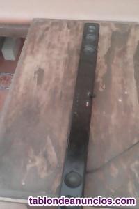 Barra de sonido lg 240w con subwofer